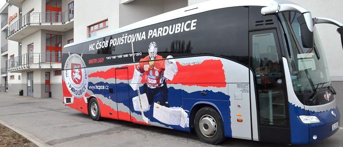 Autobusy najely skoro padesát tisíc kilometrů