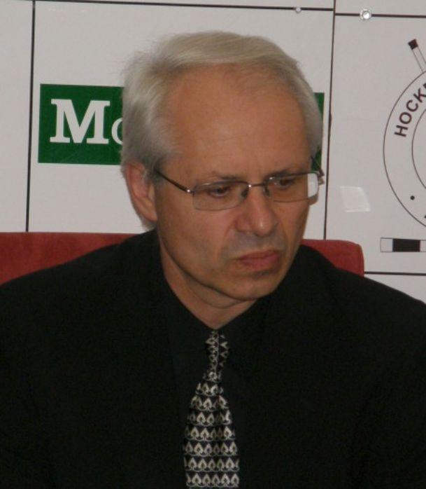 Nový hlavní trenér HC Moeller Pardubice Václav Sýkora.